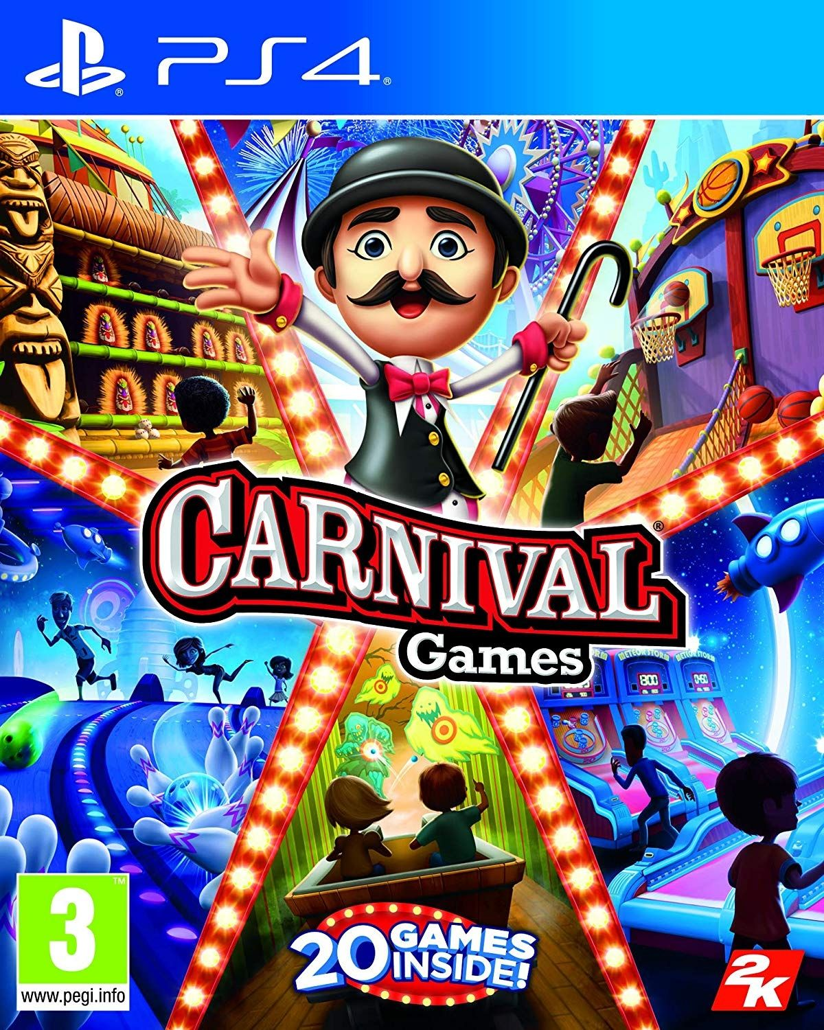 Carnival Games (PS4) - 1