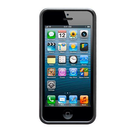 CaseMate Brushed Aluminium за iPhone 5 -  сив - 4