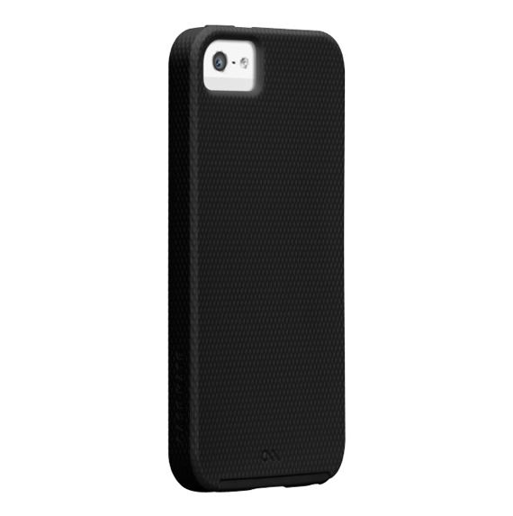 CaseMate Tough Case за iPhone 5 -  черен - 1