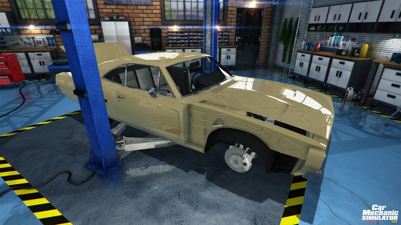 Car Mechanic Simulator 2015 (PC) - 4