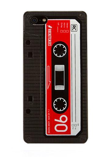 Калъф iTape for iPhone 5, Iphone 5s - Black - 1