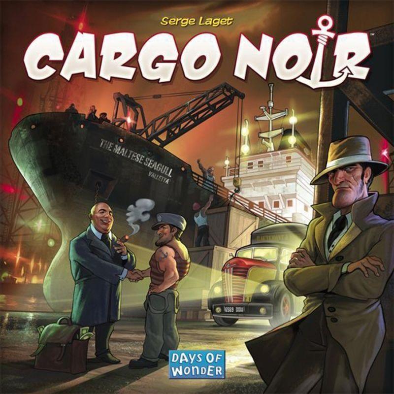 Настолна игра Cargo Noir - 4
