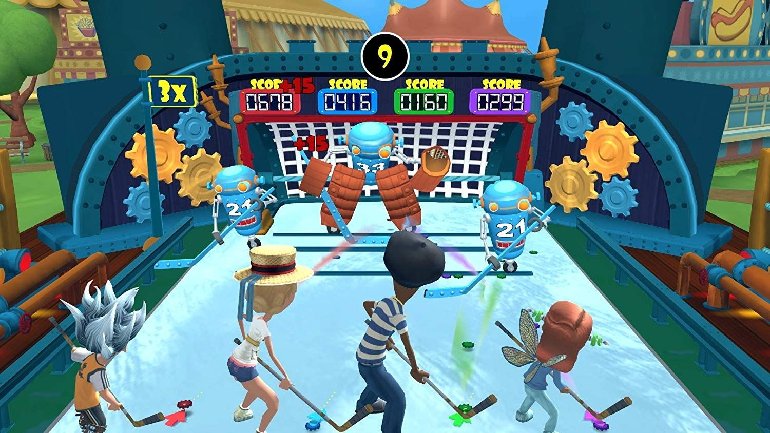 Carnival Games (PS4) - 3
