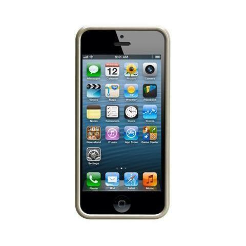 CaseMate Glam Snap On за iPhone 5 -  шампанско - 5
