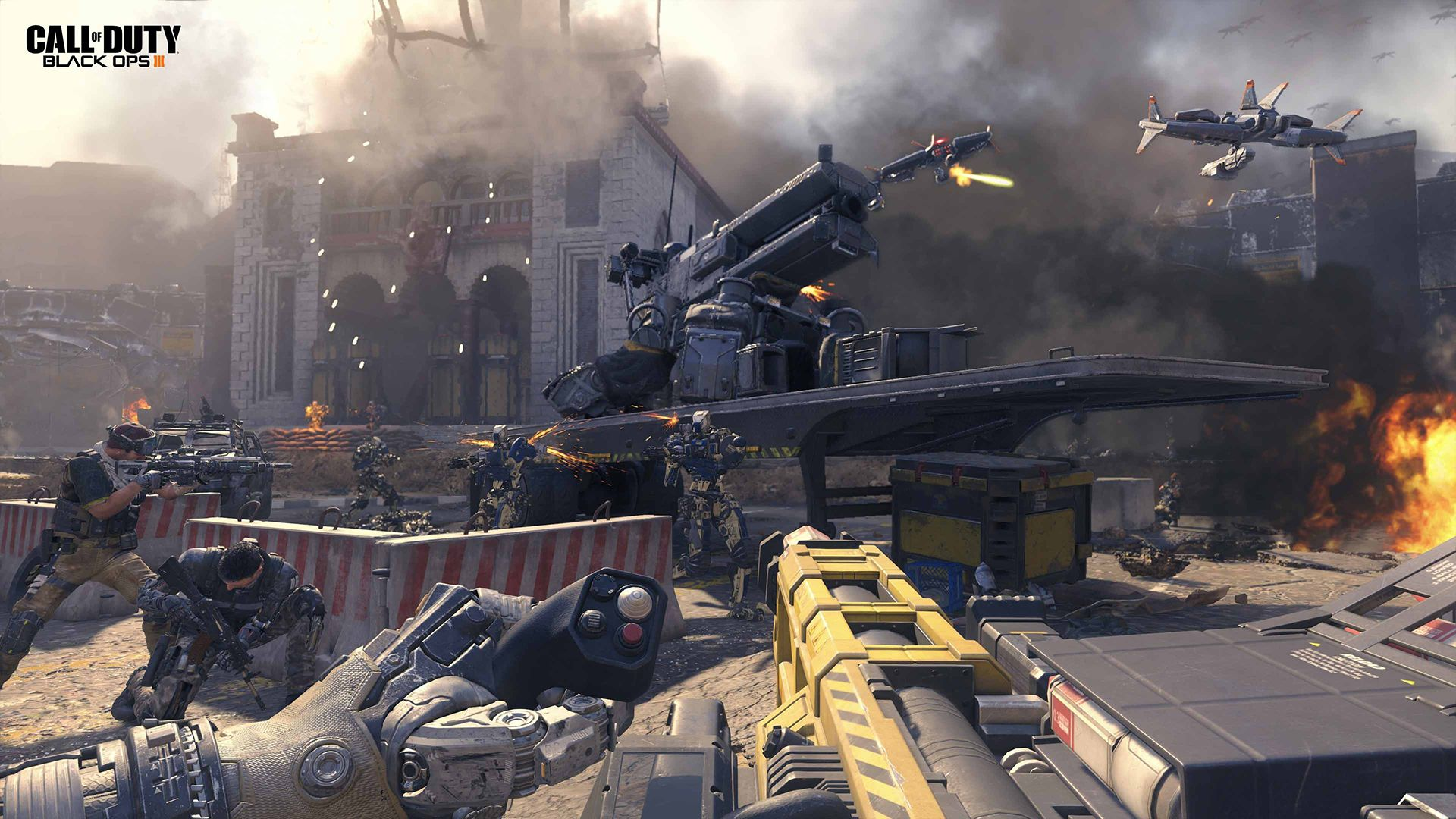 Call of Duty: Black Ops III (PS4) - 8