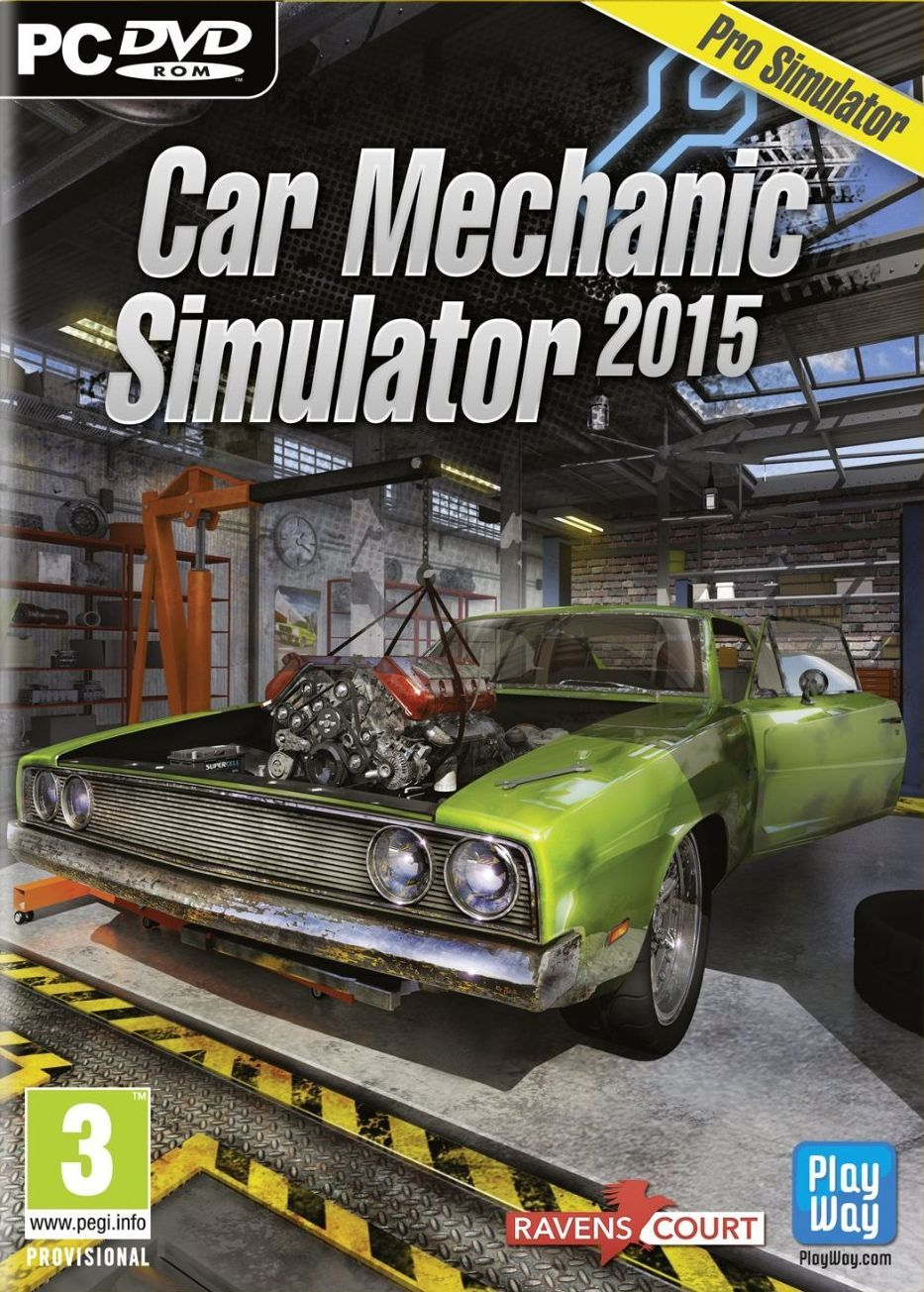 Car Mechanic Simulator 2015 (PC) - 1