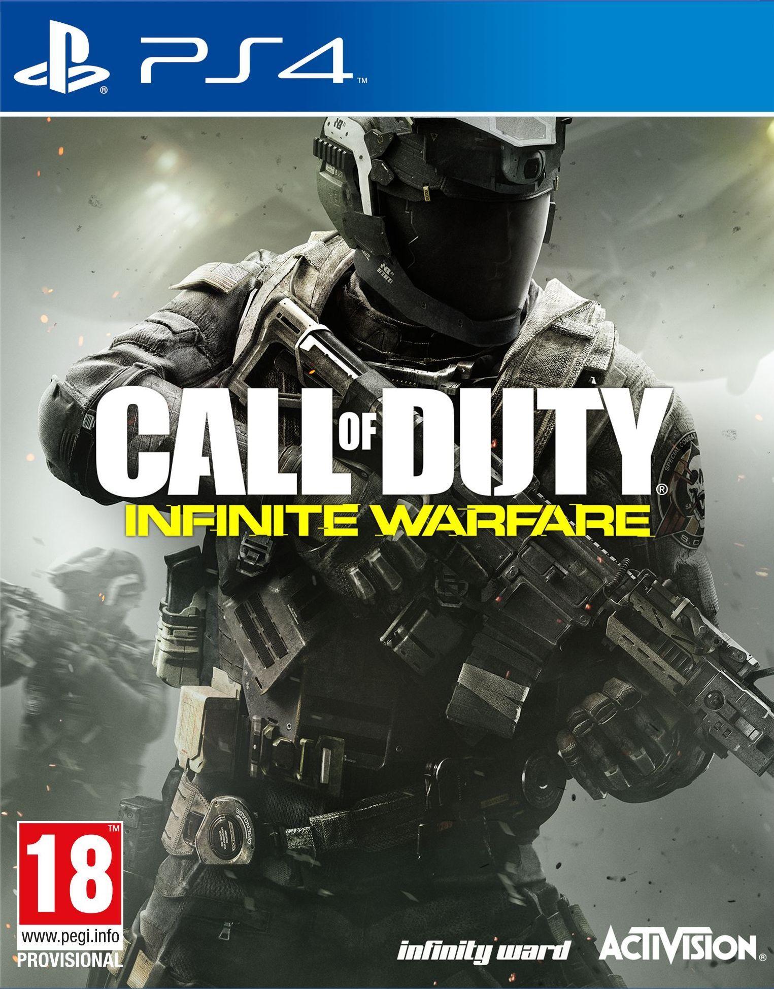 Call of Duty: Infinite Warfare (PS4) - 1