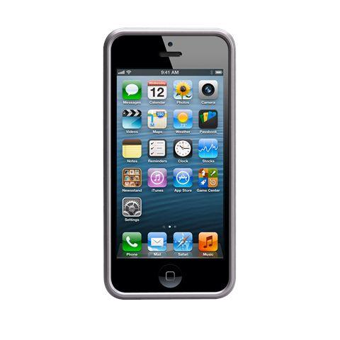 Калъф CaseMate Wood Rosewood за iPhone 5 - 2