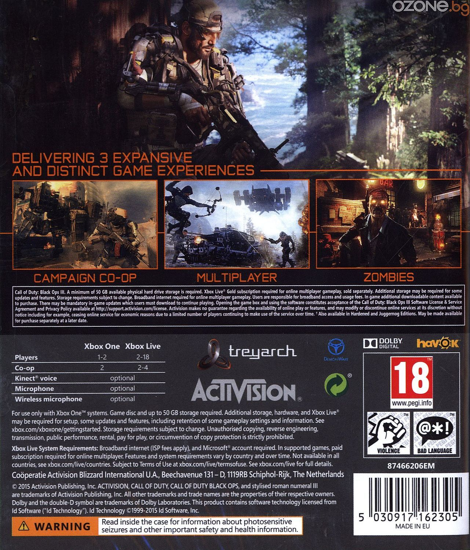 Call of Duty: Black Ops III (Xbox One) - 3