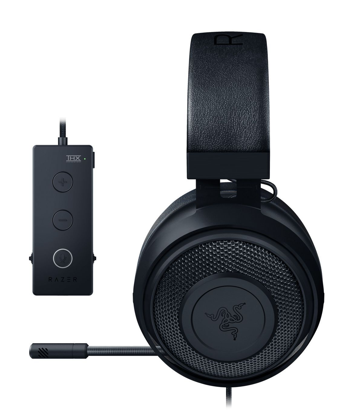 Гейминг слушалки Razer Kraken Tournament Edition - Black - 4