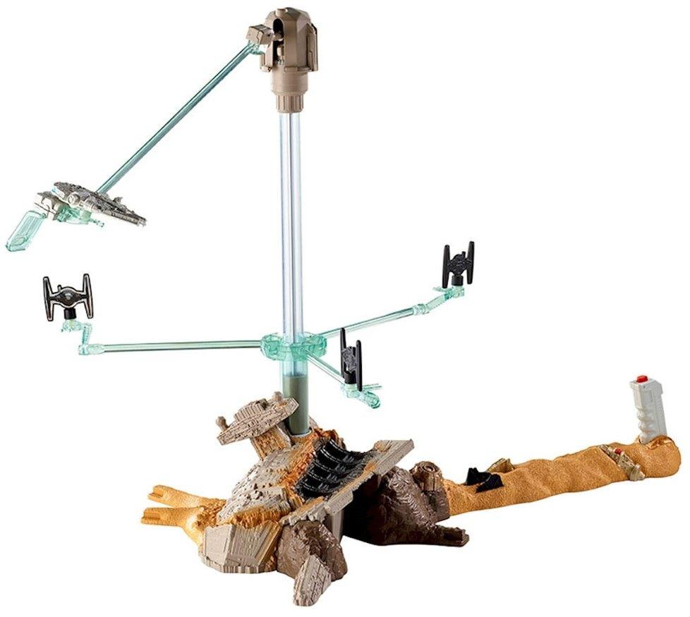 Игрален комплект Mattel Hot Wheels - Бягство от Джаку, Star Wars - 2