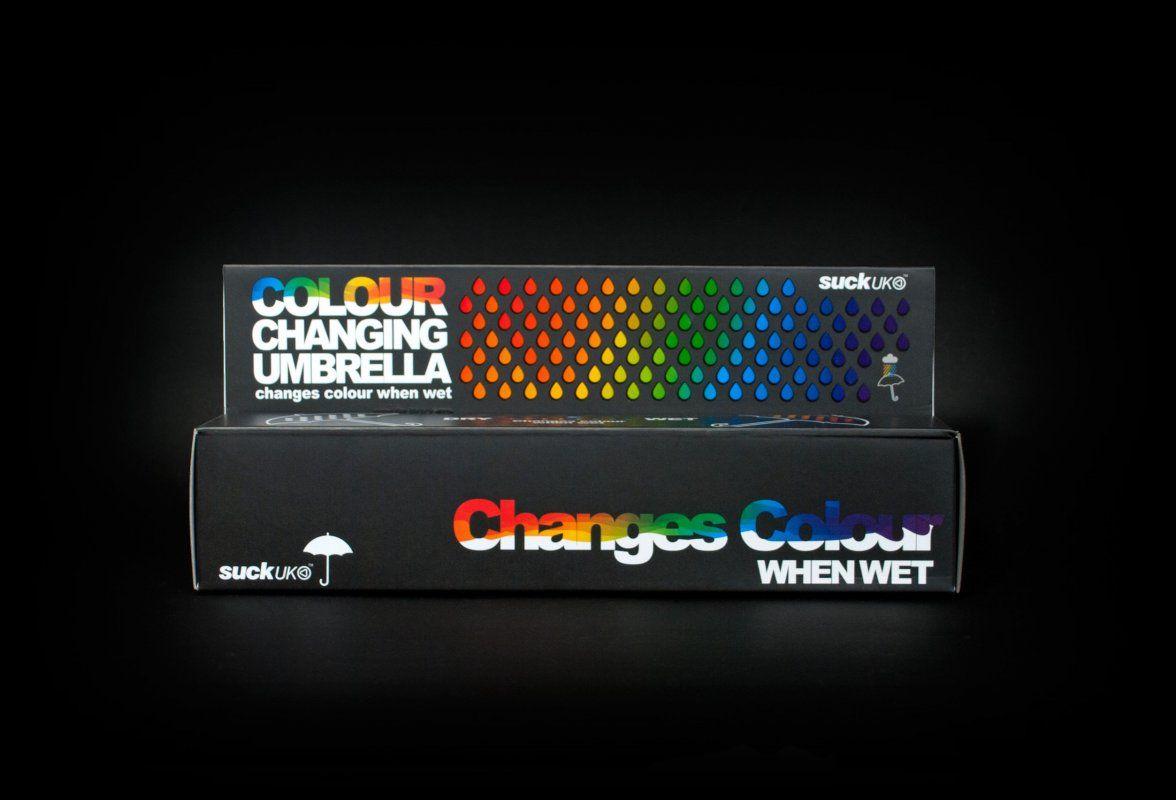 Чадър с променящи се цветове - 15