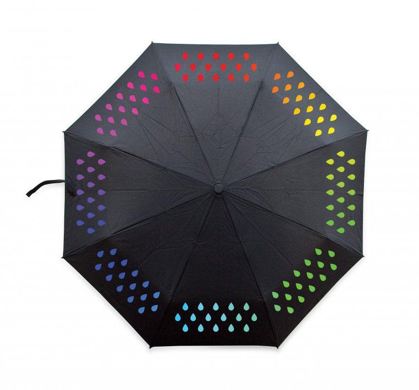 Чадър с променящи се цветове - 1