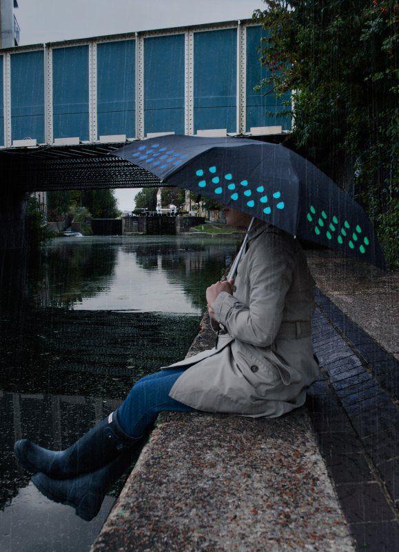 Чадър с променящи се цветове - 6
