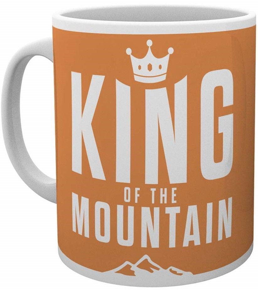 Чаша GB Eye Cycling - King of the Mountain, 300 ml - 1
