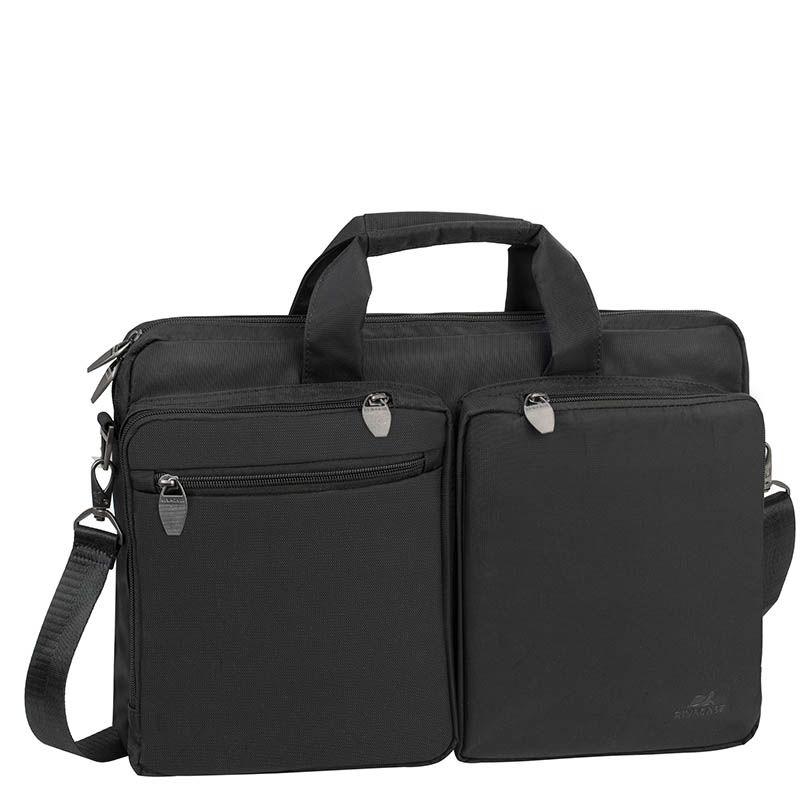 """Чанта за лаптоп Rivacase 8530 15.6"""" - черна - 1"""