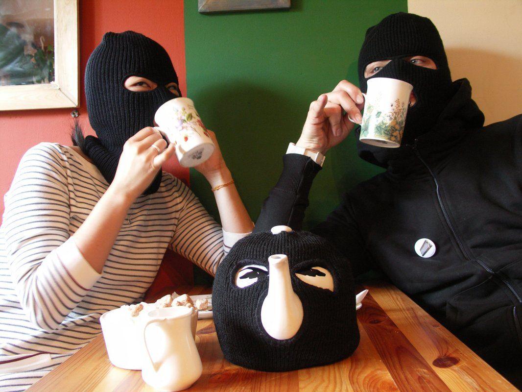 Чайник терорист - 10
