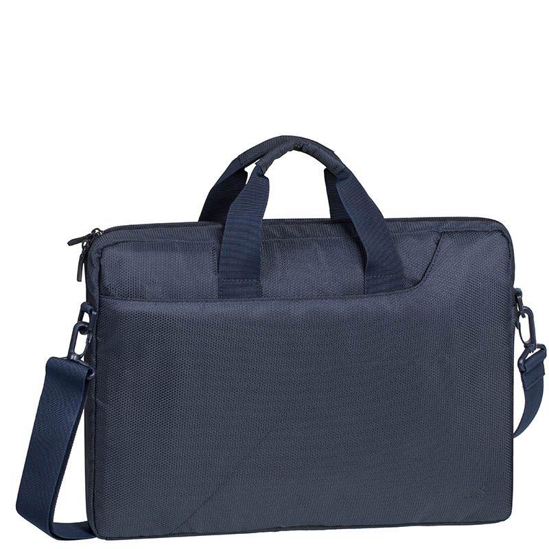 "Чанта за лаптоп Rivacase 8735 15.6"" - тъмносиня - 1"
