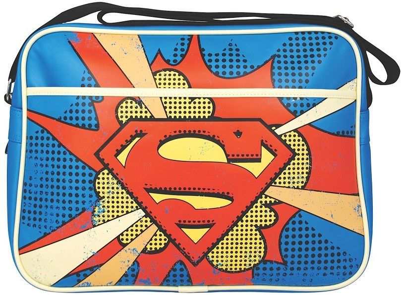 Чанта Half Moon Bay Superman - Retro - 1
