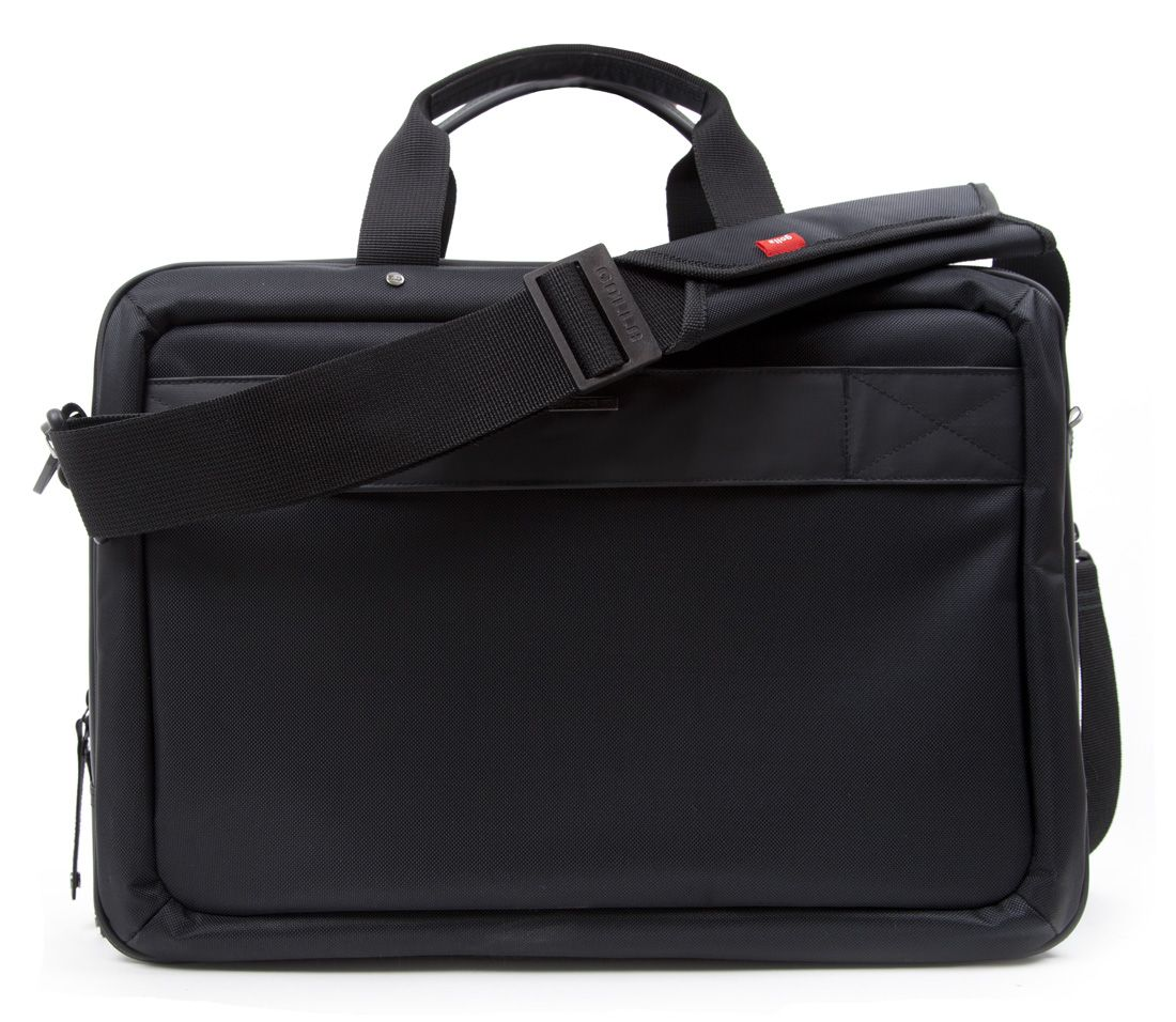 "Чанта за лаптоп Golla Fiz 16"" - черна - 4"