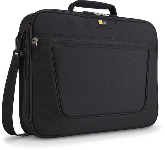 """Чанта за лаптоп Case Logic VNCI-215 15.6"""" - черна - 1"""