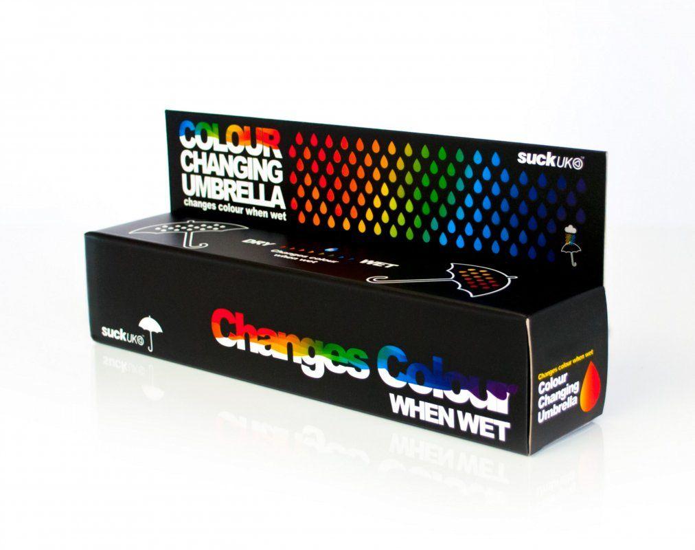 Чадър с променящи се цветове - 14