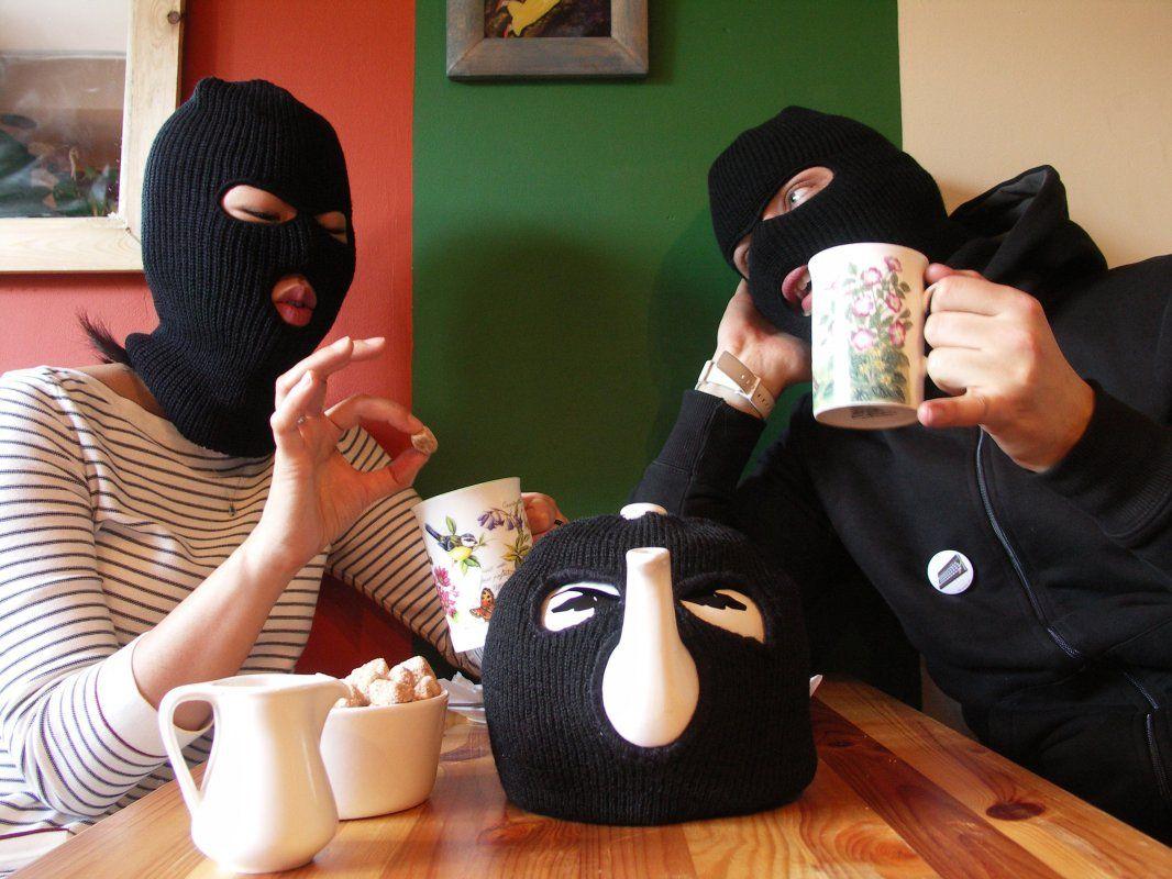 Чайник терорист - 5