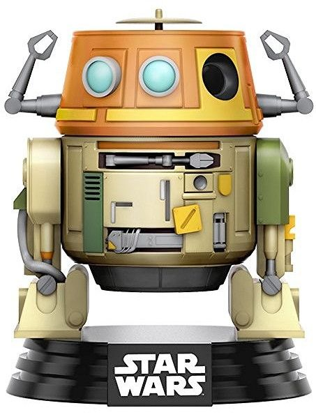 Фигура Funko Pop! Star Wars: Rebels - Chopper, #133 - 1