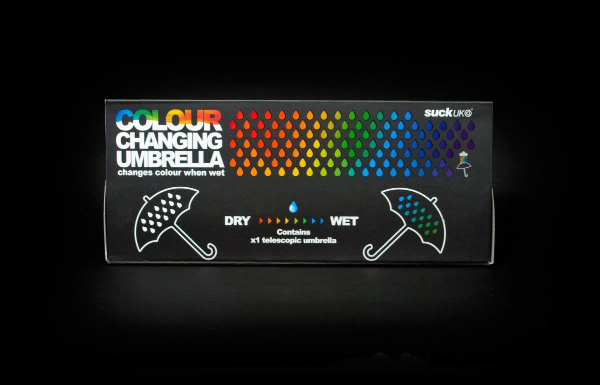 Чадър с променящи се цветове - 8