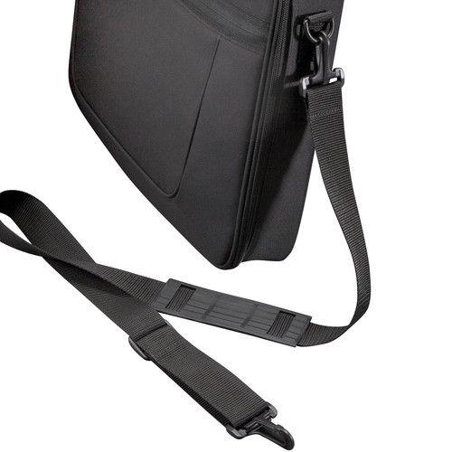 """Чанта за лаптоп Case Logic VNCI-215 15.6"""" - черна - 6"""