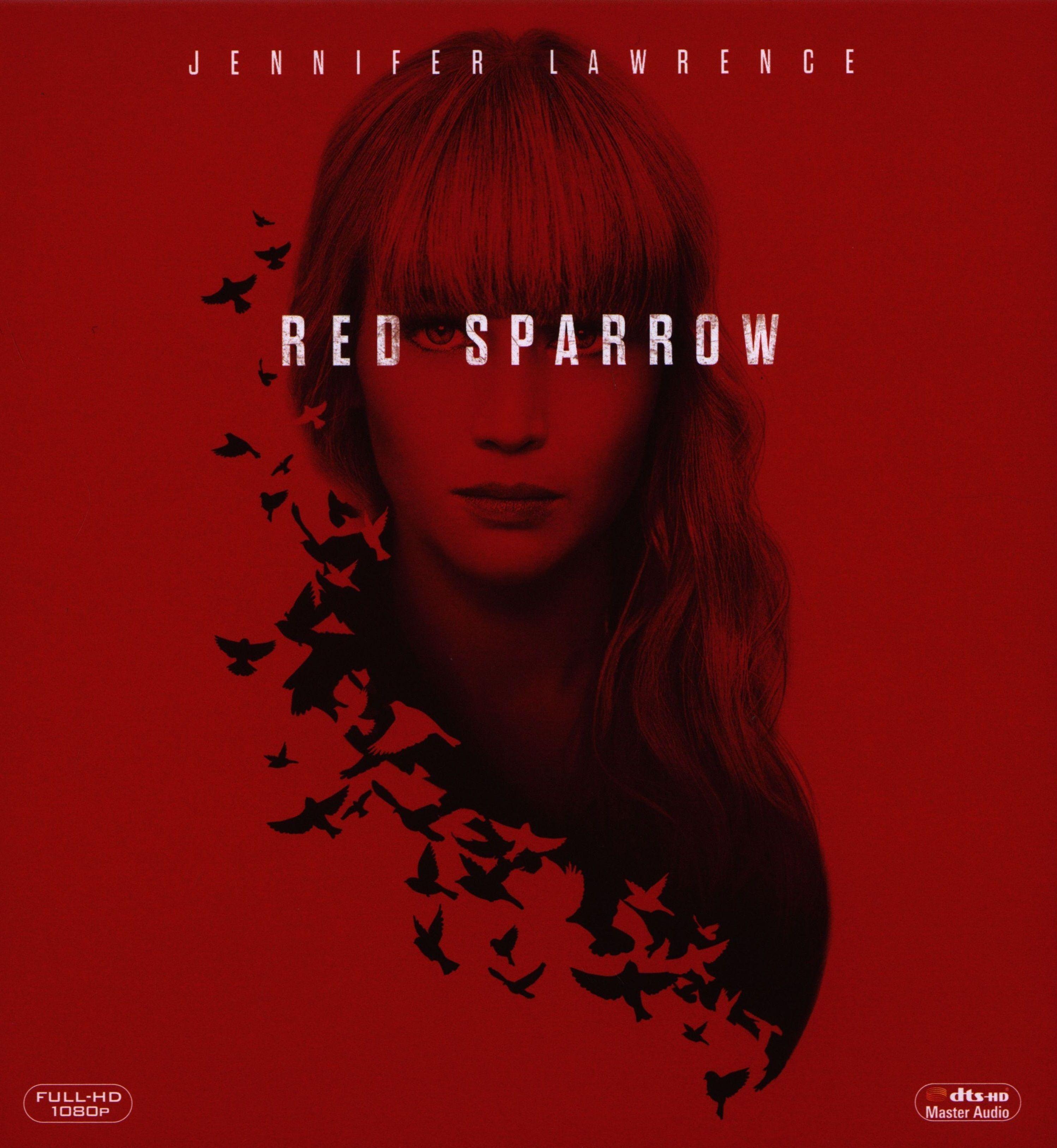 Червената лястовица (Blu-ray) - 1
