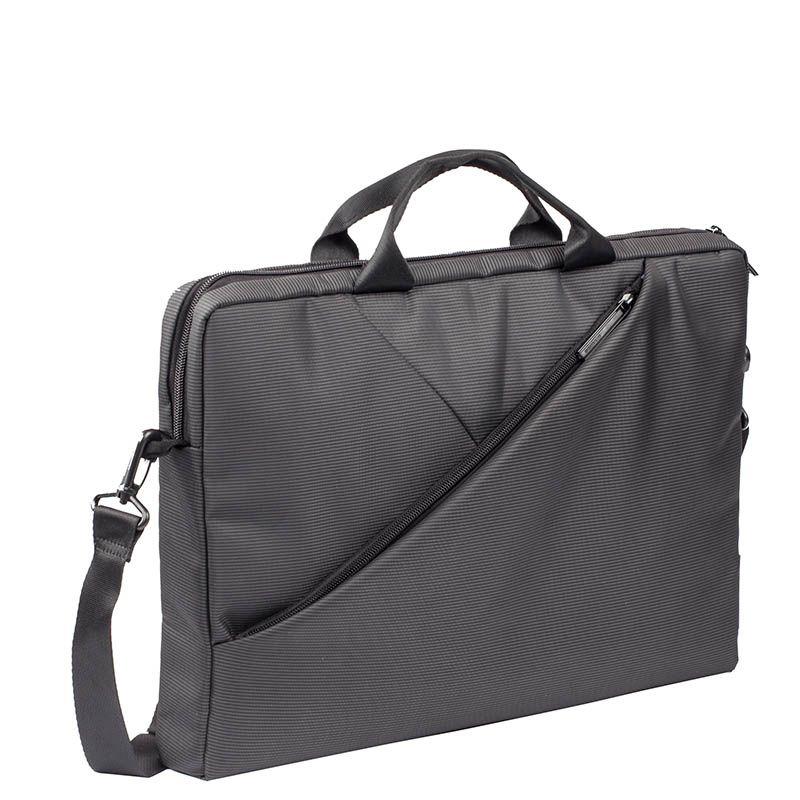 """Чанта за лаптоп Rivacase 8730 15.6"""" - сива - 1"""