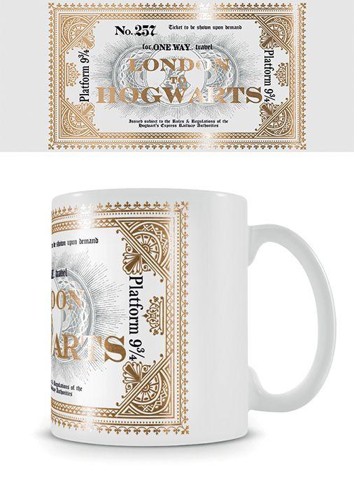 Чаша Pyramid - Harry Potter: Hogwarts Express Ticket - 2