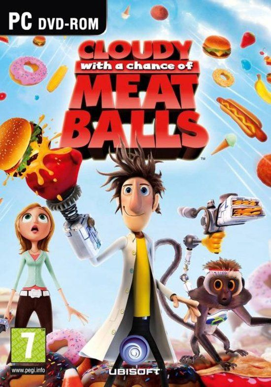 Cloudy With a Chance of Meatballs (PC) - 1