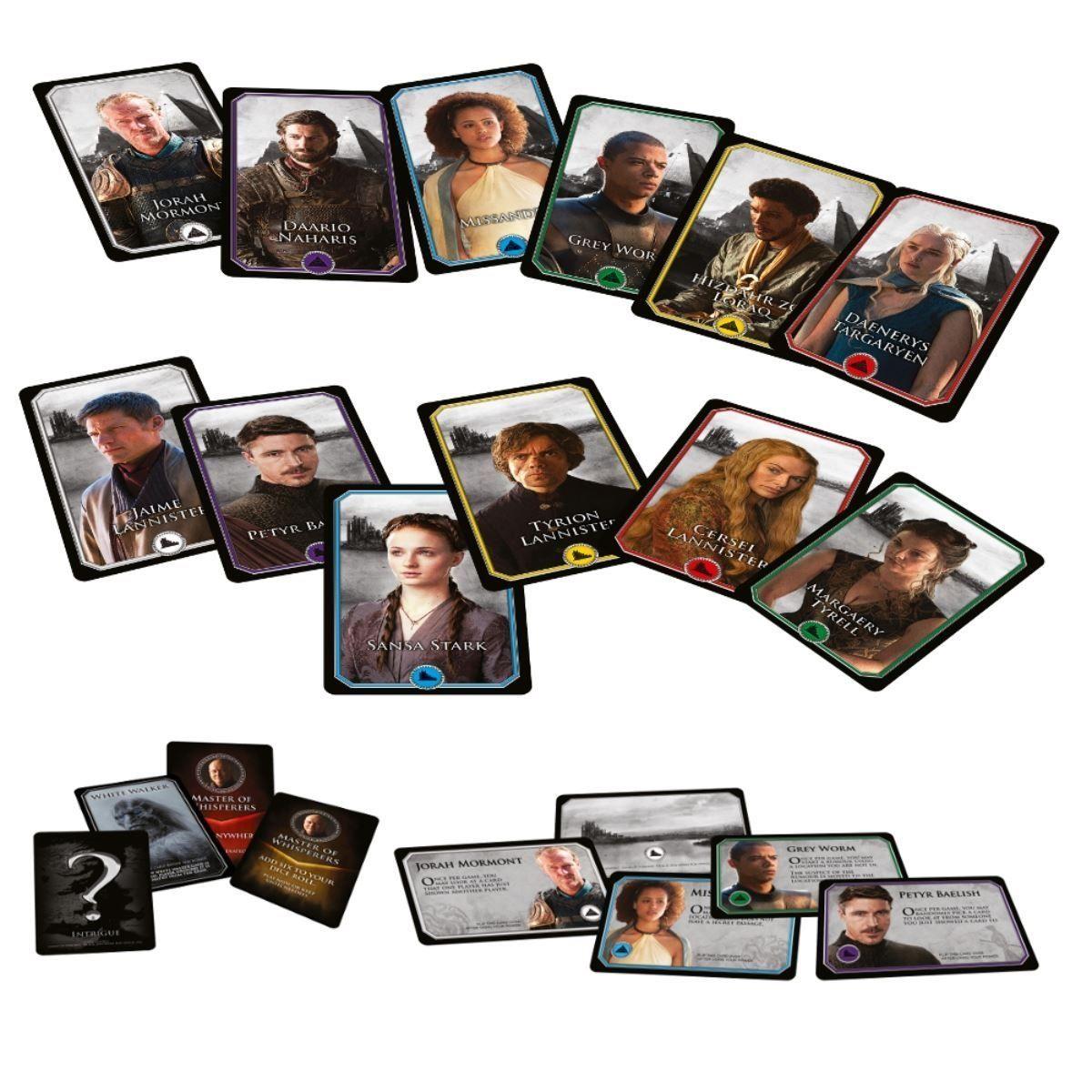 Настолна игра Cluedo - Game of Thrones, стратегическа - 3