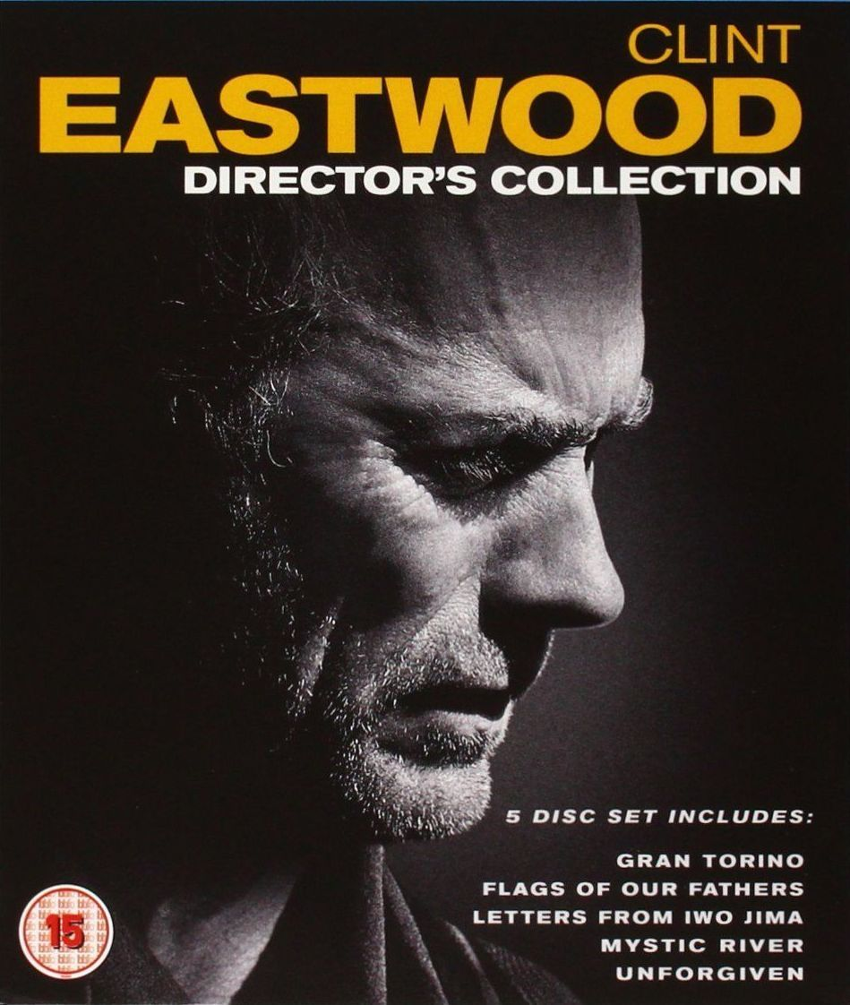 Clint Eastwood Director's Collection (Blu-Ray) - 1