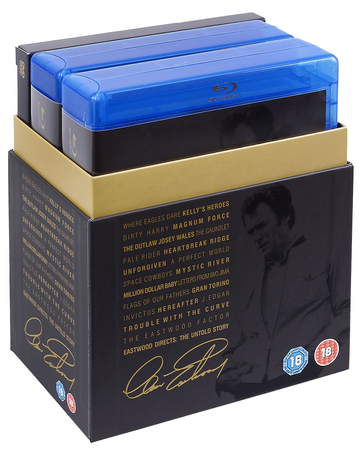 Clint Eastwood 20-Film Collection (Blu-Ray) - 7