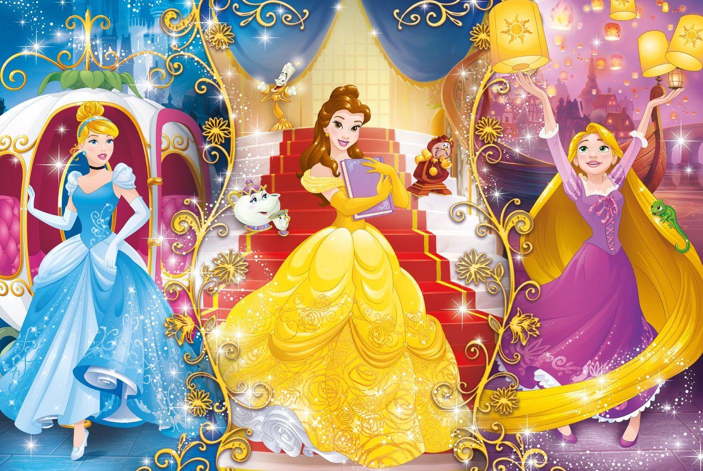 Пъзел Clementoni от 104 части - Принцеси - 2