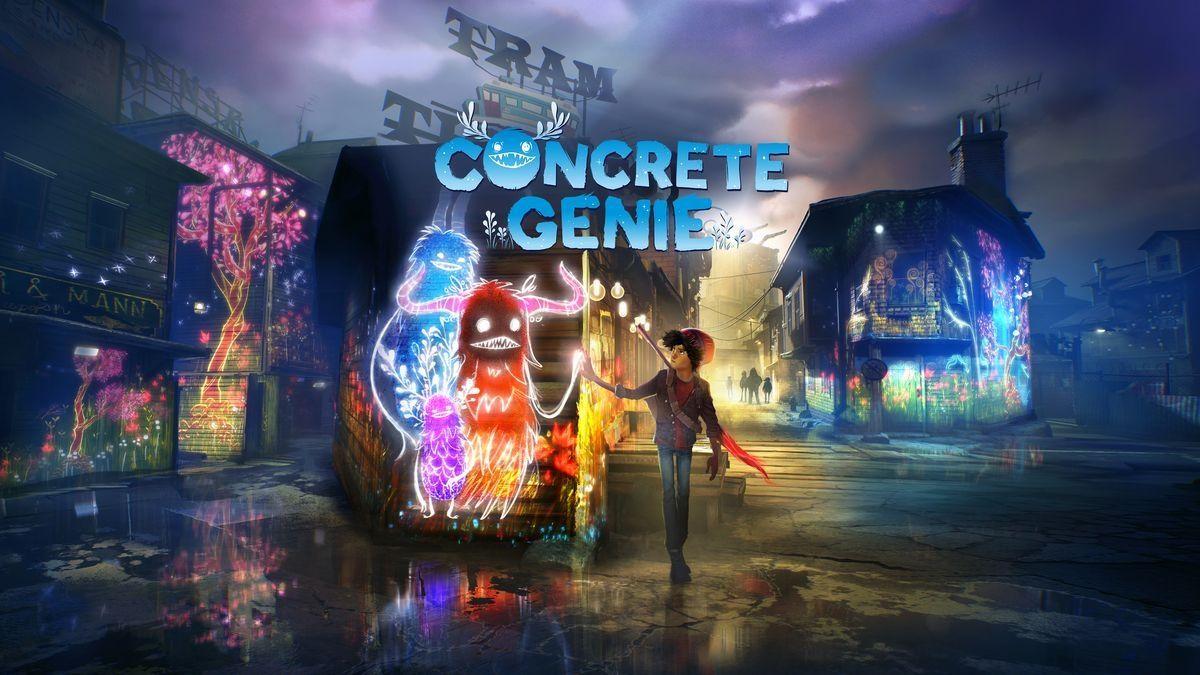 Concrete Genie (PS4) - 7