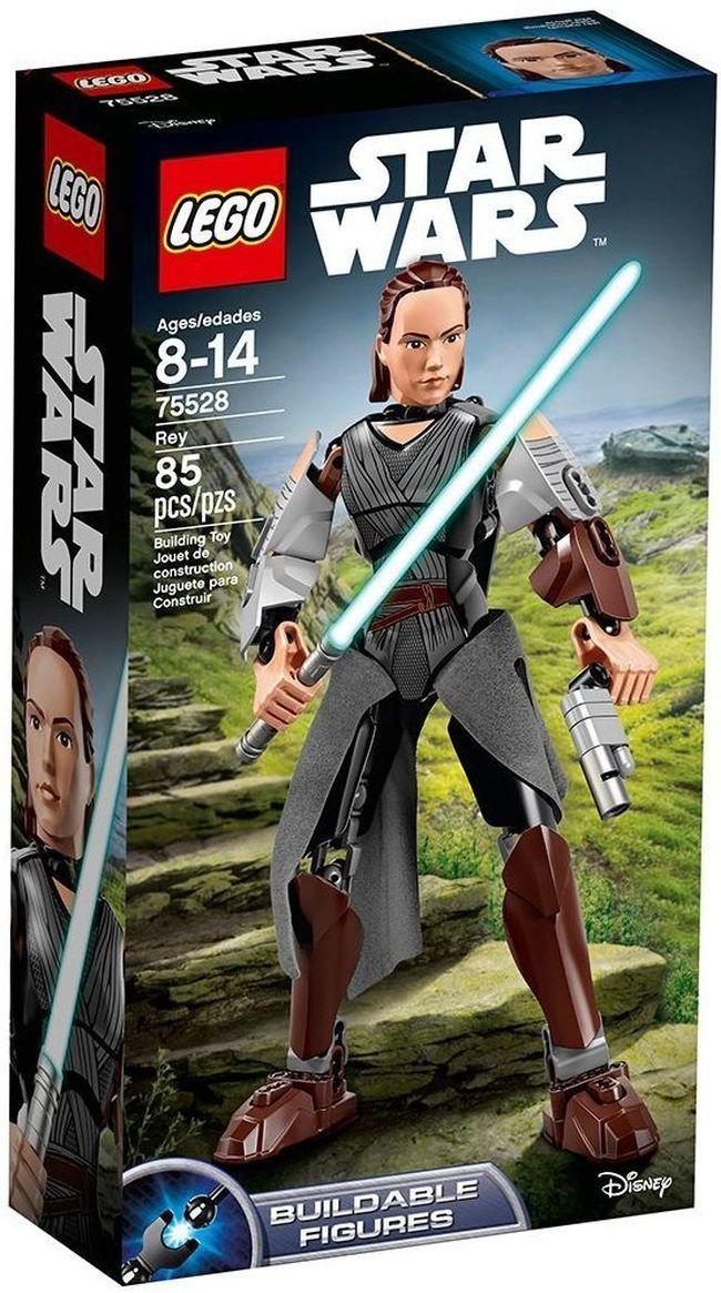Конструктор Lego Star Wars - Рей (75528) - 1
