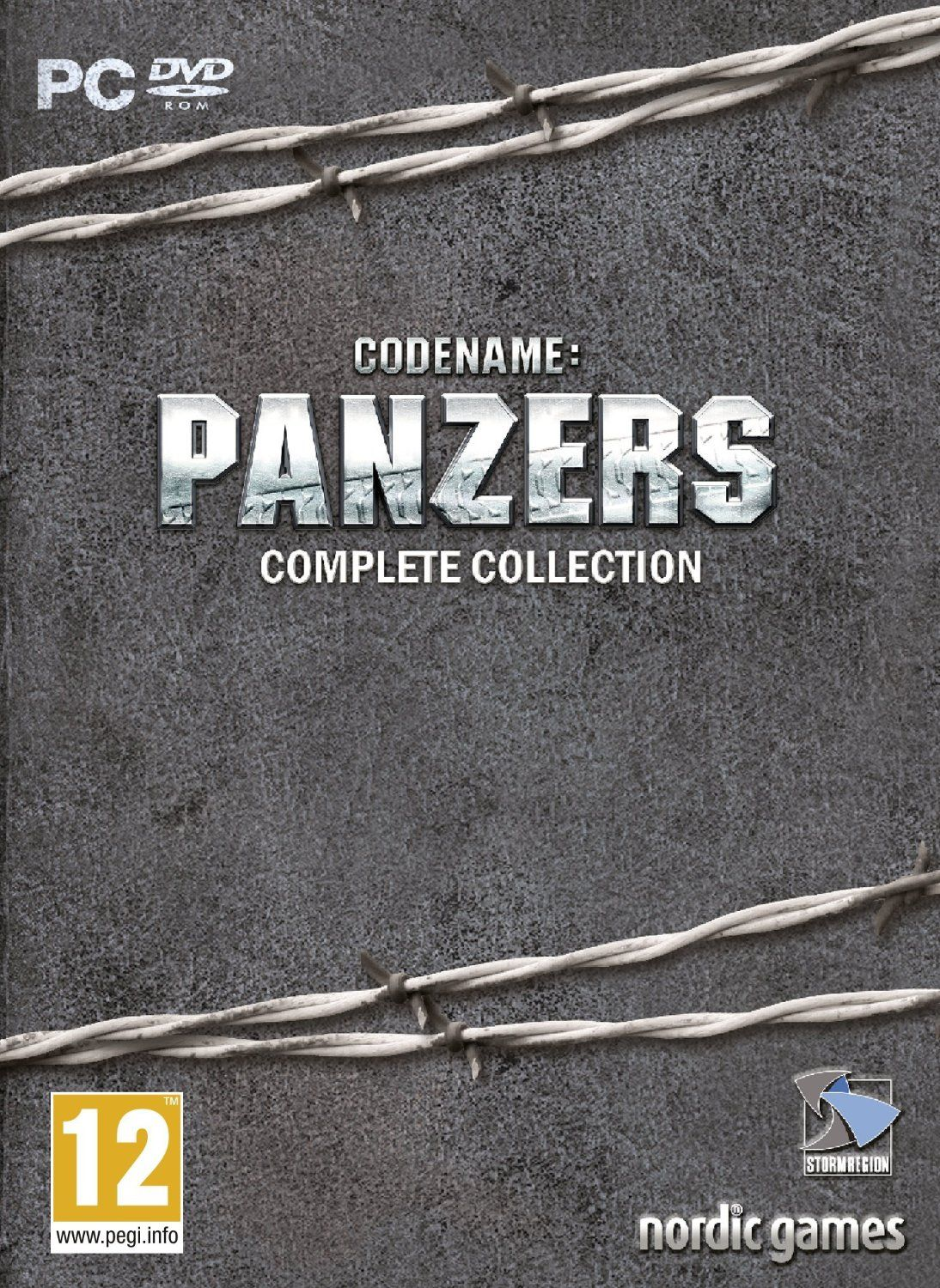 Codename: Panzers Complete Collection (PC) - 1