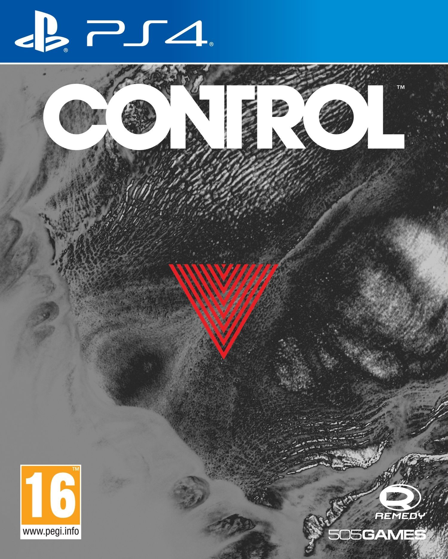 Control Deluxe Edition (PS4) - 1