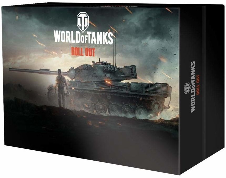 World of Tanks Collector's Edition (PC, PS4, Xbox One) - 1