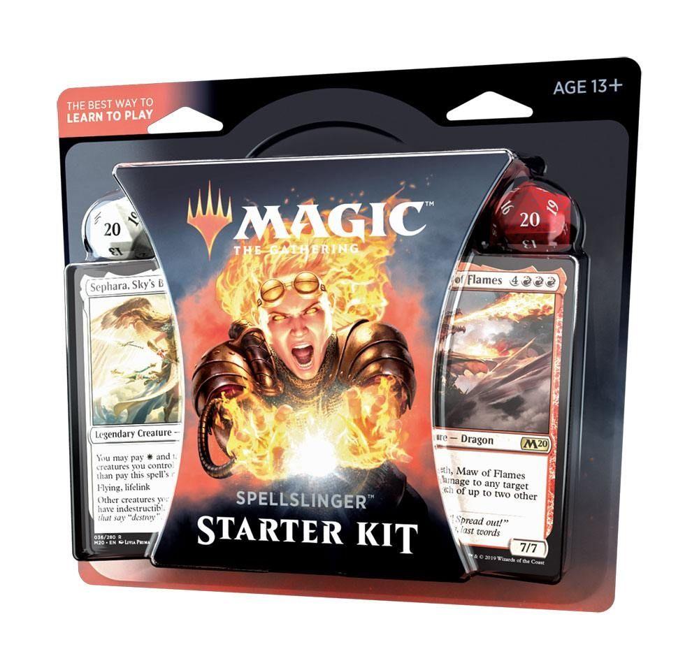 Magic the Gathering - Core Set 2020 Spellslinger Starter Kit - 1