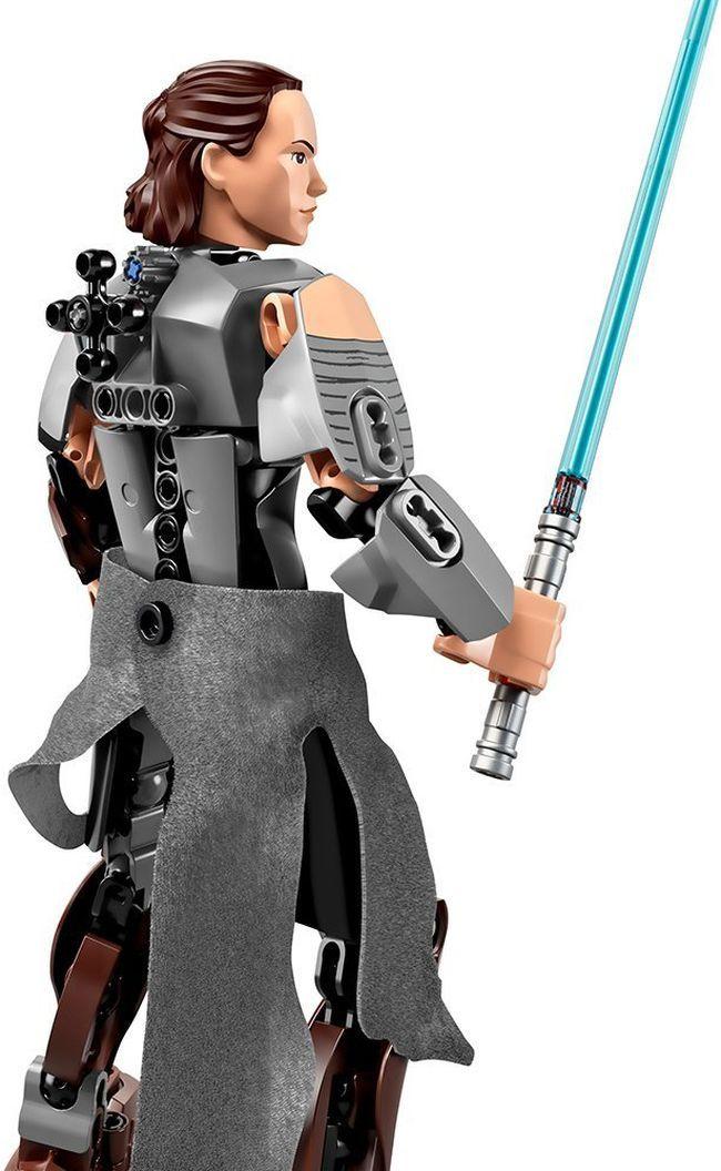 Конструктор Lego Star Wars - Рей (75528) - 6