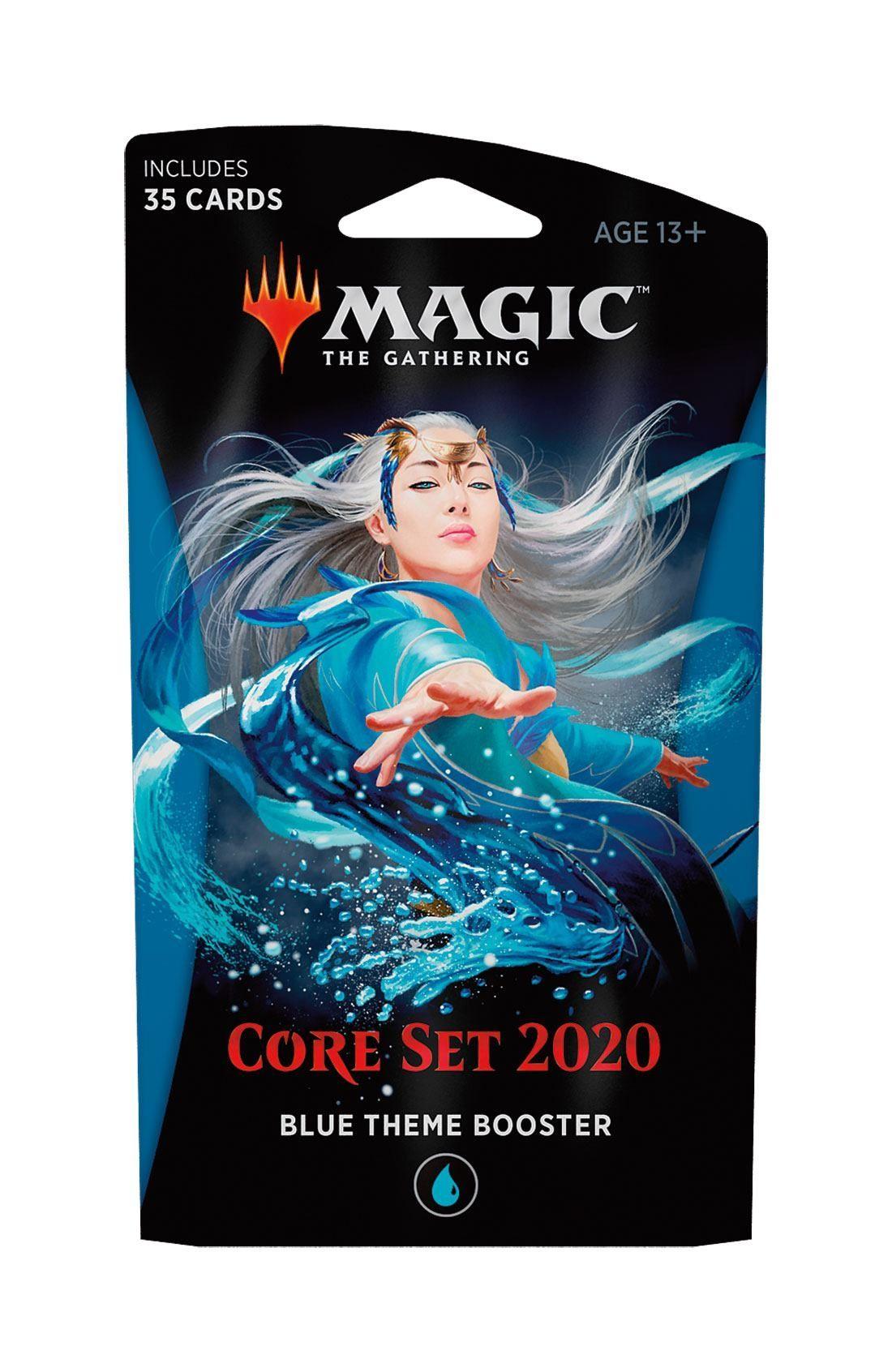 Magic the Gathering - Core Set 2020 Theme Booster Blue - 1