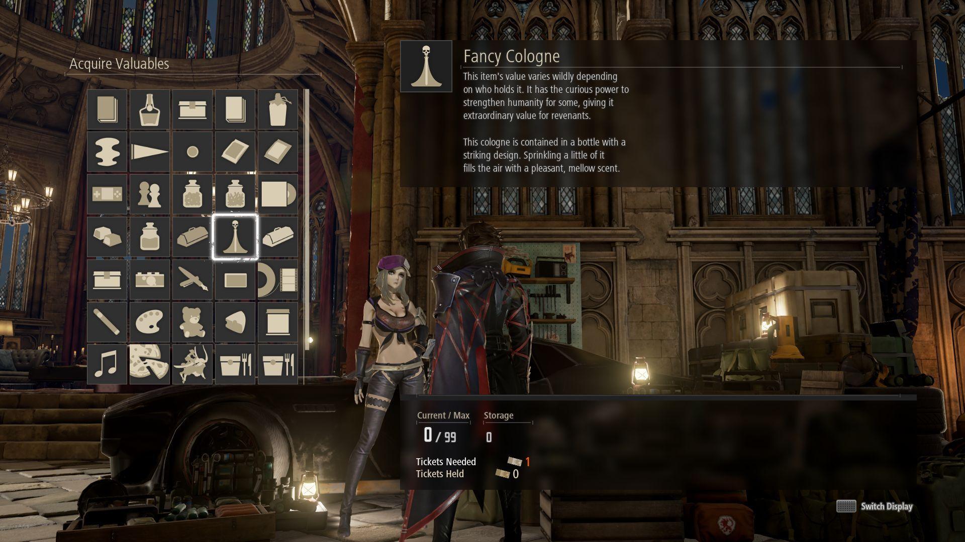 Code Vein (PS4) - 6