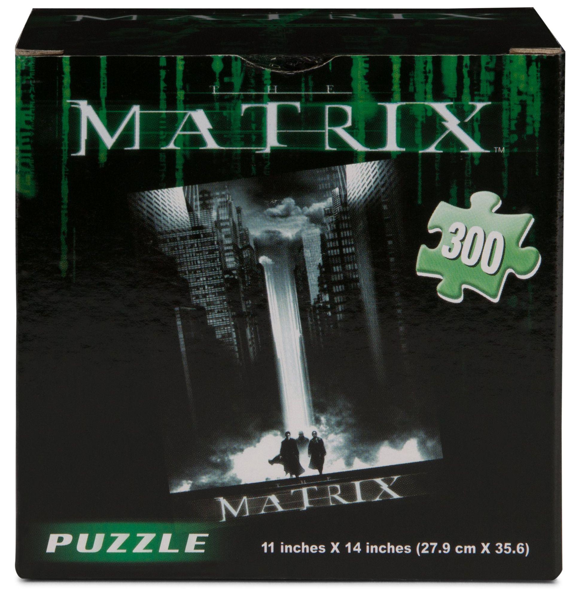 Пъзел Jigsaw от 300 части - Матрицата - 1