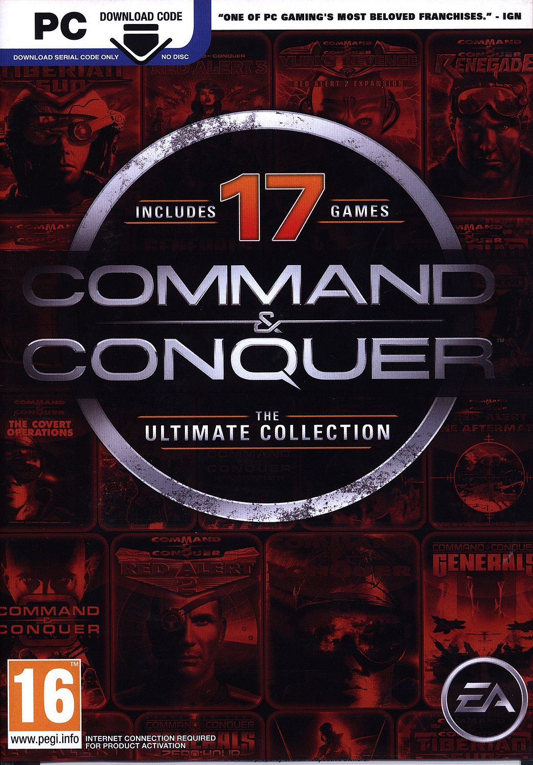 Command and Conquer: The Ultimate Collection (PC) - 1