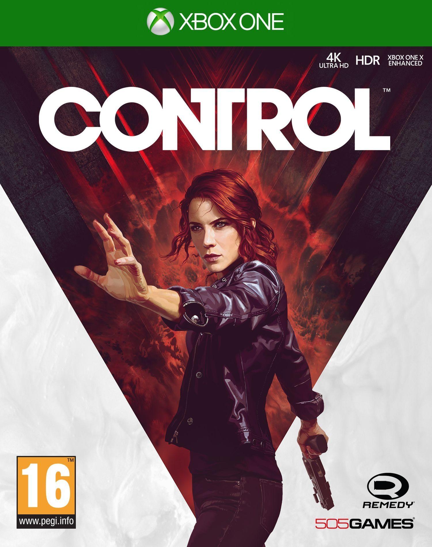 Control (Xbox One) - 1